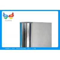 Washable Vacuum Metallized Paper Coated For Alcohol And Tobacco Packaging