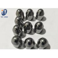 China Customized Sizes Carbide Button Bits , Spherical Tungsten Carbide Products wholesale