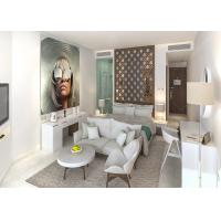 China 3 Star Modern Hotel Bedroom Furniture Sets With 5 Years Warranty wholesale