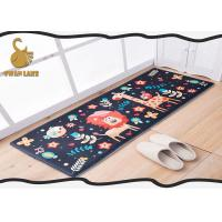 China Water Resistant Outdoor Needle Punched Kids Floor Rugs Good Wearability on sale