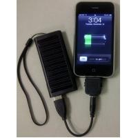 China Adivolt 2500mAh portable solar cell phone charger lead battery charger on sale