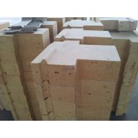 China High Temp Refractory Fire Brick , Silica Bricks For Glass Blast Furnace , Coke Oven wholesale