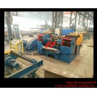 China Heavy Duty H Beam Straightening Machine With Hydraulic Pump for Large Flange wholesale