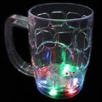 China Flashing Beer Mug, with Customized Logo Imprint wholesale