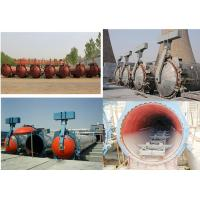 China High Percision Steam Pressure Autoclave AAC Autoclave / AAC Block Plant Autoclave wholesale