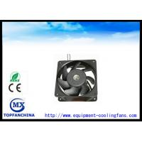 China Electronic 120v 50 / 60hz AC Waterproof Cooling Fan 160 × 160 × 62mm wholesale