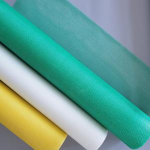 China Different colors fire - resistant fiberglass net used on the wall wholesale
