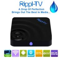 China Full HD media player android quad core OTA Rippl-TV wholesale