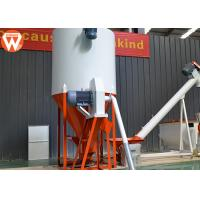 China Low Noise Poultry Feed Mixer Machine 7.5 Kw * 2.2 Kw Mixing Uniformity CV ≤ 10% wholesale