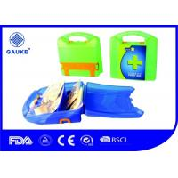 China Lightweight Promotional First Aid Kits Plastic Cases Emergency Survival Box wholesale