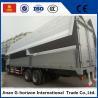 Buy cheap 10 Wheelers Small Cargo Truck , Side Open Wing Van Truck 336hp Horsepower from wholesalers