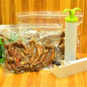 Quality Custom Printed Plastic Food Vacuum Seal Bags Chicken Frozen Food Packaigng for sale