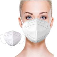China KN95 Anti Dust Ear Loop Disposable Face Protector Non-Woven Fabrics Safety Protection wholesale