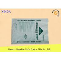 Quality Moisture Resistance Heavy Duty Poly Bags With 80 - 120 micron Thick Custom Size for sale
