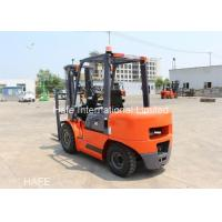China Full Free Lifting Diesel Forklift Truck 3T Counterbalance Forklift With ISUZU Engine wholesale