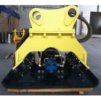 China Powerful Compaction Hydraulic Compactors For Excavators With Overload Protection wholesale