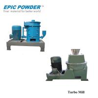 China Powder Turbo Pulverizer Grinding Machine With Internal Air Classifier wholesale