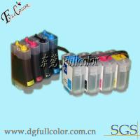 China CISS Continuous Inking Supply System for hp DJ500 printer 82 cartridge wholesale