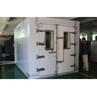 China Stainless Steel 27.1 Cubic Customized Walk-in Environmental Test Chamber wholesale