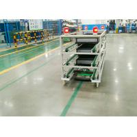 Bidirectional AGV Magnetic Tape , AGV Material Handling Ultra Low For Limited Space