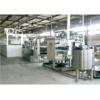 China Industrial Automatic Egg Roll Making Machine Center Filled 3400×1700×2250 wholesale