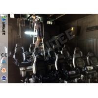 Quality Visual Feast 9D Immersive Theater 9D Cinema With Electric , Pneumatic , Hydraulic System for sale