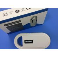 China ISO RFID Microchip Scanner / Reader USB Support With Low Temperature wholesale