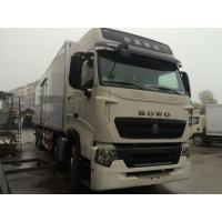 China 20 tons And -19 °C Ice Box Truck 8x4 With Euro II Emission Standard wholesale