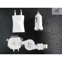 China Multi Charger Set 3in1 with 6 Connectors (HXT-C561) wholesale