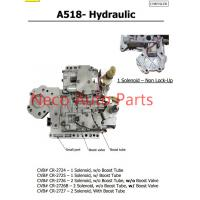 China Auto transmission A518 - Hydraulic sdenoid valve body good quality used original parts wholesale