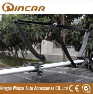 Quality Universal Cross Bar kayak car carrier Saddles Cradle for Canoe Boat / Sail Board for sale