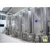Quality Mini Dairy Coconut Milk Processing Plant / Tube UHT Sterilizer for sale