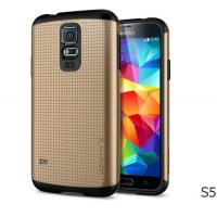 China SGP Slim Armor For Samsung Galaxy S5 Protective Case Dual Layer Protection on sale