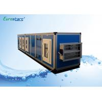 China Hydronic Commercial Air Handling Unit With Electric Damper , Access Door on sale