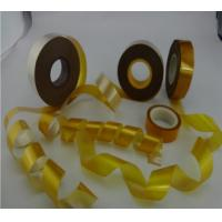 Buy cheap Single Glass Backed High Temperature Mica Tape , Fire Resistant Synthetic Mica from wholesalers