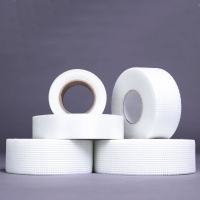 Buy cheap 2 Inches Width 90m Roll Fiberglass Scrim Tape For Wall Gap Jointed from wholesalers