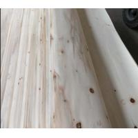 China 0.3 - 0.8mm Thickness Natural Wood Veneer Top Grade FSC Certification wholesale