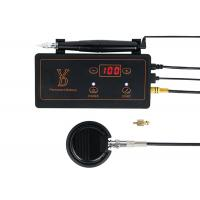 Buy cheap Stainless Steel Black Digital Permanent Makeup Machine For Eyebrows and Lips from wholesalers