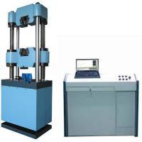 China 1000 KN Tensile Strength Testing Machine Electro Hydraulic Servo For Metals wholesale
