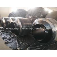 China Turning Dolphines Commercial Steel Pile Foam Filled Donut Fender on sale