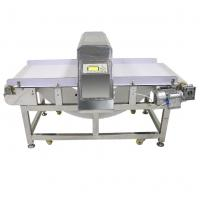 China Durable Belt Conveyor Metal Detectors Detect All Kinds Of Metals Broken In Food And Textiles wholesale