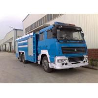 China 15-20CBM 336HP Diesel Emergency Rescue Fire Fighting Truck Strong Power wholesale