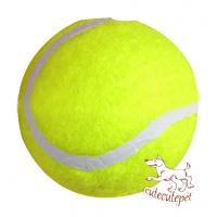 China Tennis ball for dog toys, training tool with good material on sale