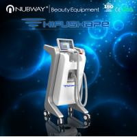 China Latest slimming technology? Hifu slimming machine hot sale in market! wholesale