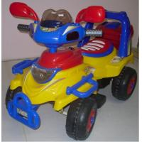 China Customized OEM Color Molded ABS Plastic Molded Parts For Plastic Yellow Toy Vehicle on sale