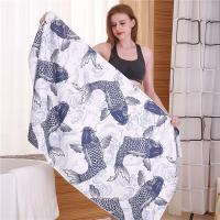 China Sun Shine hot selling sand free microfiber beach towel for sales on sale