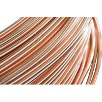 China Air Conditioning Copper Pipe 6 * 0.7 mm For Freezer , Condenser wholesale