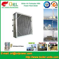China Water Proof Plate Air Preheater In Boiler , Combustion Air Preheater Hot Water wholesale