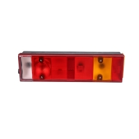 China Mercedes Benz European Truck Tail Light With Socket 0015406370 0015405870 0015406270 0015405770 wholesale