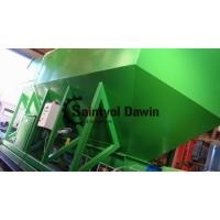 Quality Horizontal Cement Silo with Slot Screw Conveyor on Sale for sale
